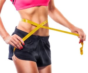 diet, fitness, and health image