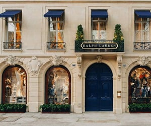 boutique, brand, and ralph lauren image
