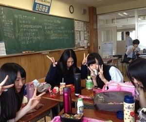 japanese, kawaii, and school image