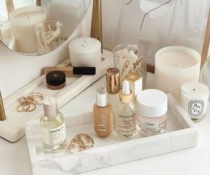 makeup, dior, and white image
