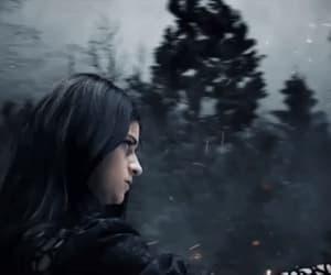 gif, dark darkness, and anya chalotra image