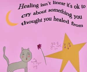 happiness, healing, and positivity image