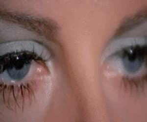blue, eye, and gif image