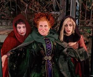 hocus pocus, Halloween, and witch image