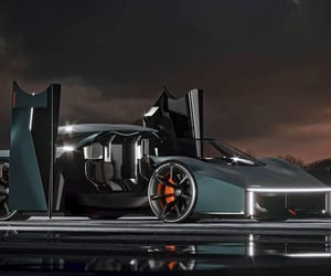 cars, koenigsegg, and dreamcar image