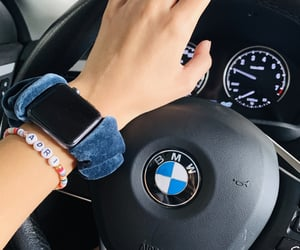 bmw, vscogirl, and applewatch image