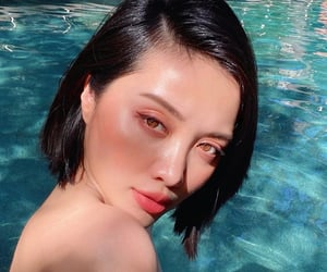 asian, japanese, and beauty image