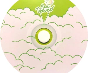 red velvet, cd, and icon image