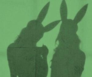 aesthetics, playboy bunny, and bunny image