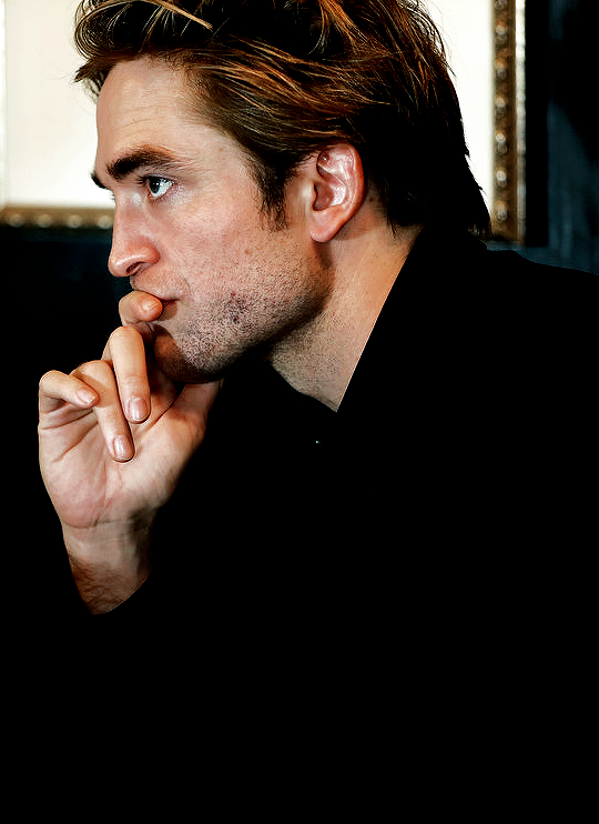 handsome and robert pattinson image