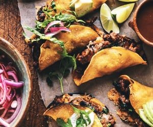 yummy, food, and tacos image