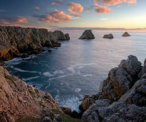 nature, seascape, and photography image