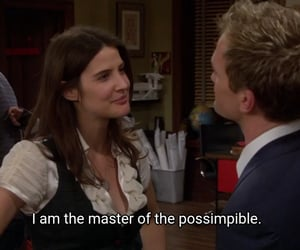 Barney Stinson, himym, and possimpible image