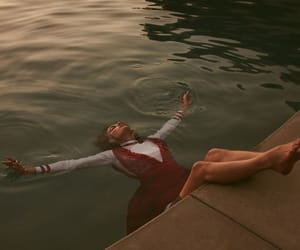 girl, water, and aesthetic image