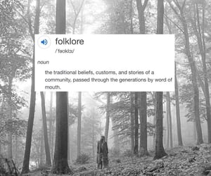 aesthetic, folklore, and retro image