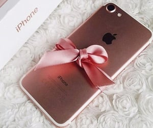 aesthetic, rose gold, and gift image
