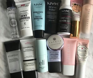 collection, elf, and makeup image