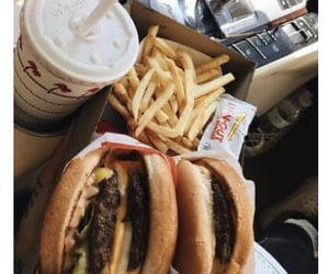 in n out burger image