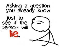 Lies Funny And Quote Image
