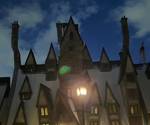 florida, travel, and harry potter image