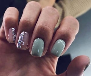 bodycare, nails, and close-up image