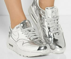 90s, fashion, and sneakers image