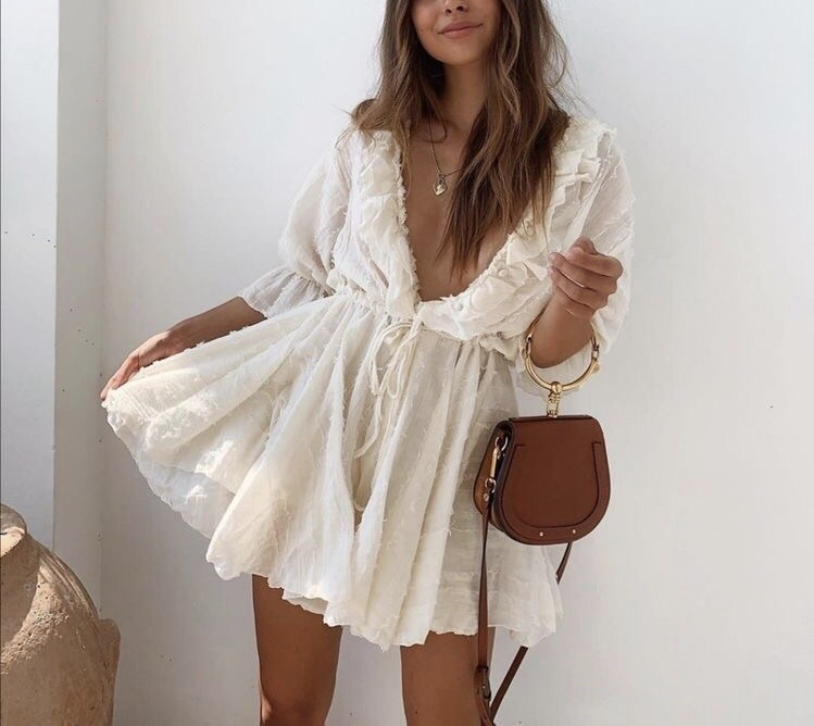 adorable, chic, and dress image
