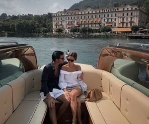 love, couple, and italy image