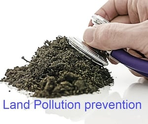 land conservation, land contamination., and land pollution prevention image