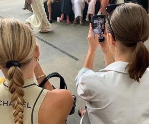 fashion, chanel, and fashion week image