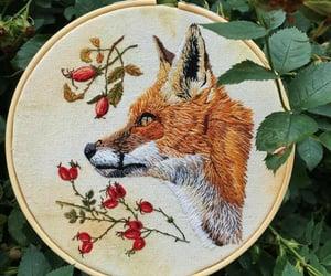 belleza, bordado, and costura image