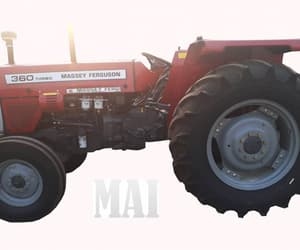 malik argo industries and massey ferguson mf 360 image