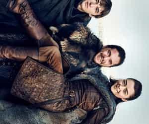 arya stark, sophie turner, and game of thrones image