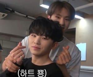 jihoon, soonyoung, and woozi image