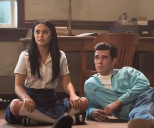 riverdale, fred andrews, and hermione lodge image