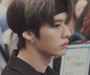 lee know, kpop, and stray kids image