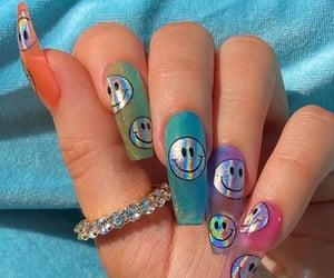 nailed, nails, and uñas image