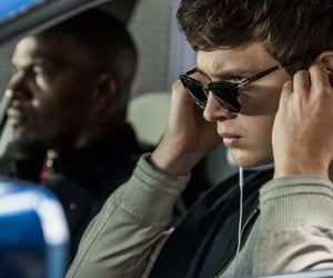 baby, ansel elgort, and baby driver image