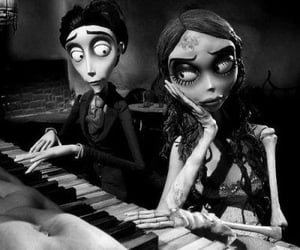 corpse bride, victor, and movie image