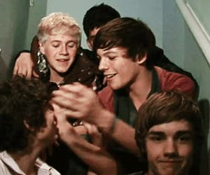 babies, gif, and larry stylinson image