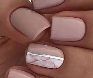 fake nails, fingers, and hands image
