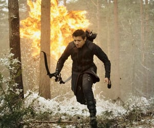 Avengers, jeremy renner, and age of ultron image