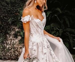 casamento, inspiration, and wedding dress image