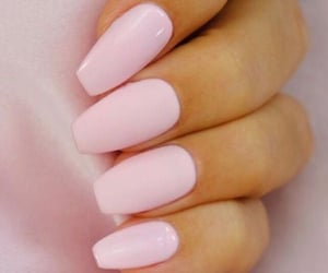 fake nails, fingers, and girly image