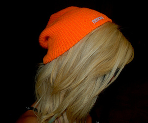 hair, blonde, and photography image