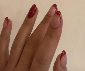 beautiful, mani, and nails image
