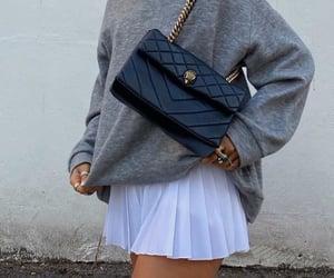fashion and tennis skirt image
