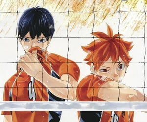 haikyuu, kageyama tobio, and anime image