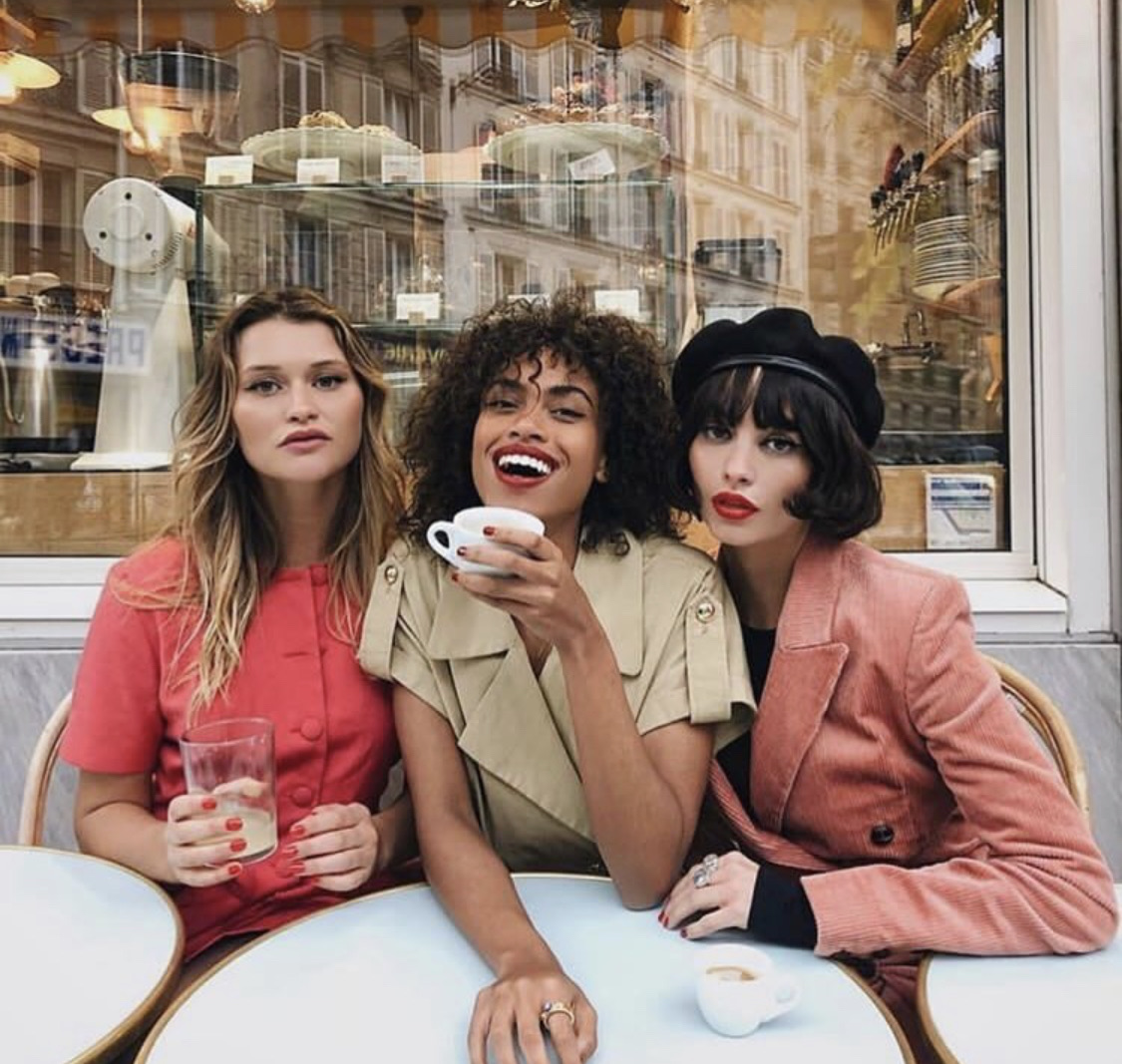 article, woman, and girl boss image