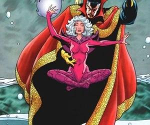 Marvel and dr. strange image